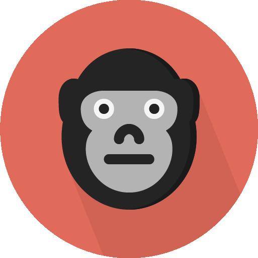 Flatimals - Flat Animal Sticker Pack for iMessage messages sticker-7