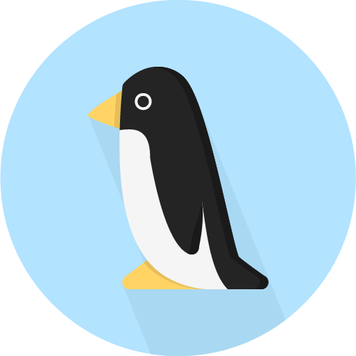 Flatimals - Flat Animal Sticker Pack for iMessage messages sticker-2