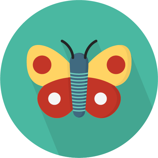 Flatimals - Flat Animal Sticker Pack for iMessage messages sticker-9