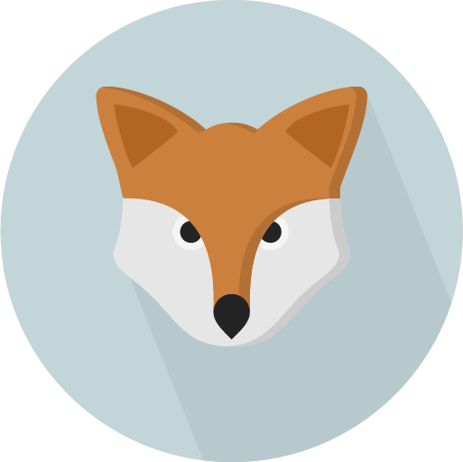Flatimals - Flat Animal Sticker Pack for iMessage messages sticker-1
