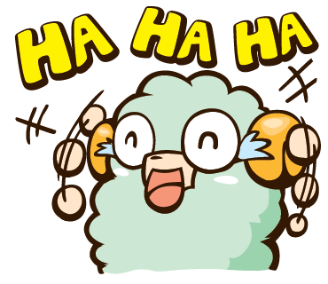 Freaky The Lamb Stickers messages sticker-9