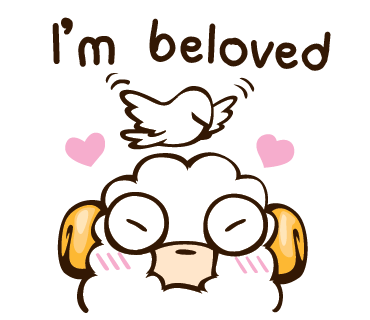 Freaky The Lamb Stickers messages sticker-6