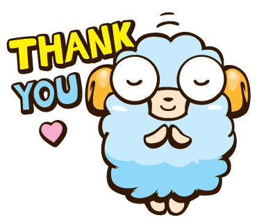 Freaky The Lamb Stickers messages sticker-0