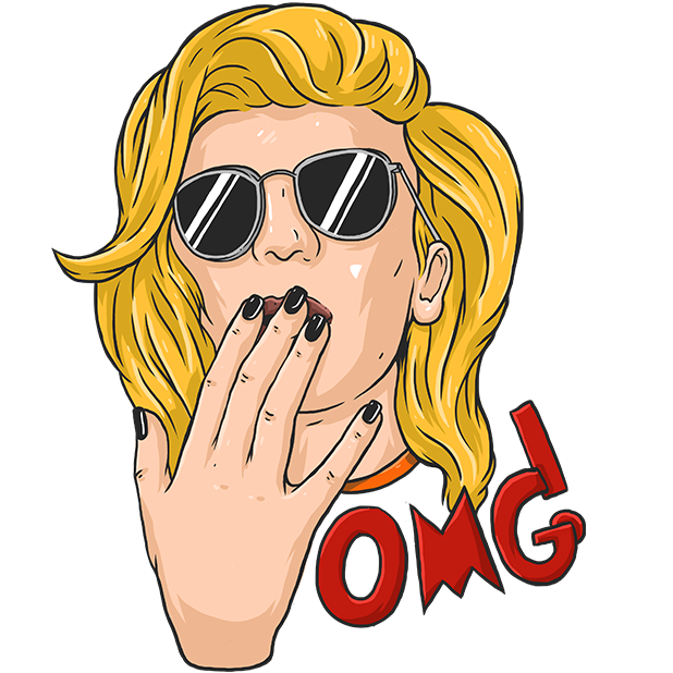 MMoji keyboard messages sticker-4