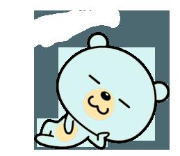 Umka Bear 2 Stickers messages sticker-0