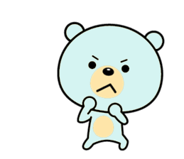 Umka Bear 2 Stickers messages sticker-4
