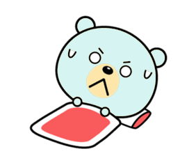 Umka Bear 2 Stickers messages sticker-1