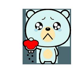 Umka Bear 2 Stickers messages sticker-7