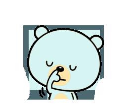 Umka Bear 2 Stickers messages sticker-3