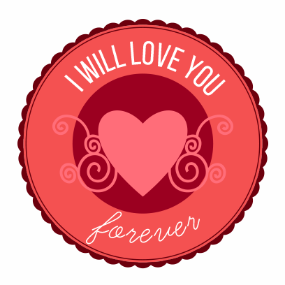 Valentines Day 2017 Stickers messages sticker-6