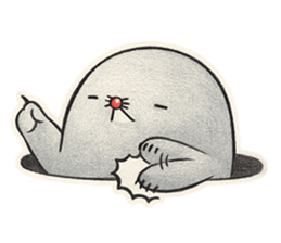 The Mole Stickers messages sticker-1