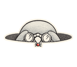 The Mole Stickers messages sticker-0