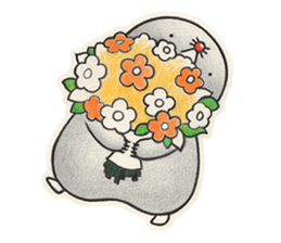 The Mole Stickers messages sticker-3