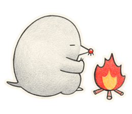 The Mole Stickers messages sticker-4