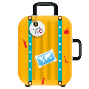 I Love Travel messages sticker-6