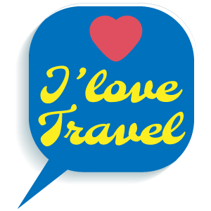 I Love Travel messages sticker-4