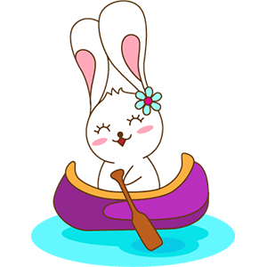 Red The Rabbit - Sticker Pack For iMessage messages sticker-10