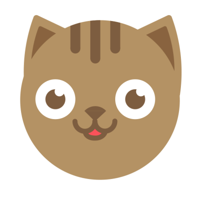 MoJi Cat - Animated Sticker Pack (Cool Kitty) messages sticker-8
