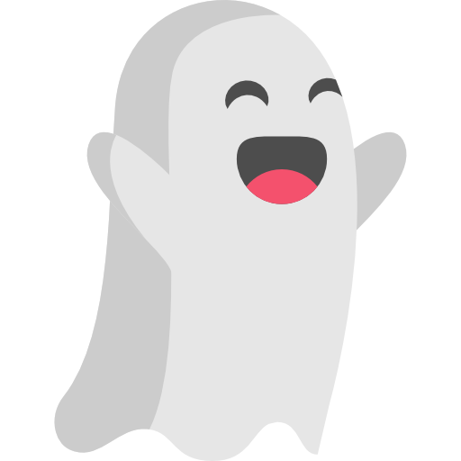 Ghostly Stickers messages sticker-0