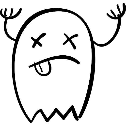 Ghostly Stickers messages sticker-2