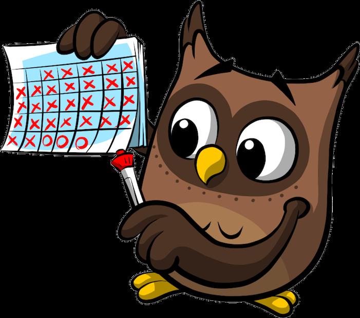 ReadMe Owlbert messages sticker-1