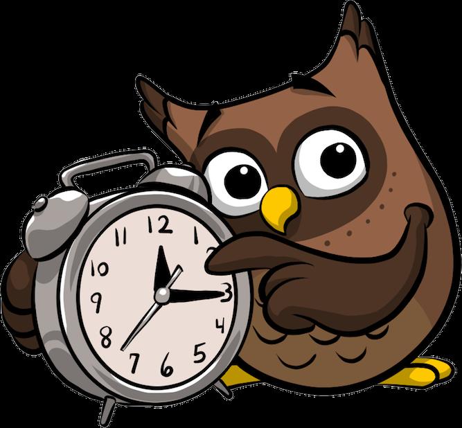 ReadMe Owlbert messages sticker-5