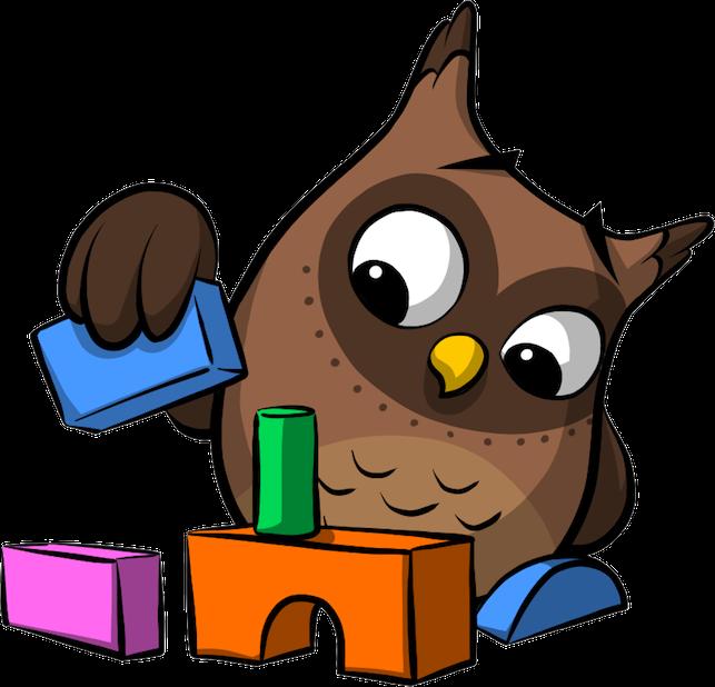 ReadMe Owlbert messages sticker-0