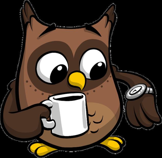 ReadMe Owlbert messages sticker-6
