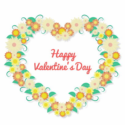 Happy Valentines Day Stickers messages sticker-10