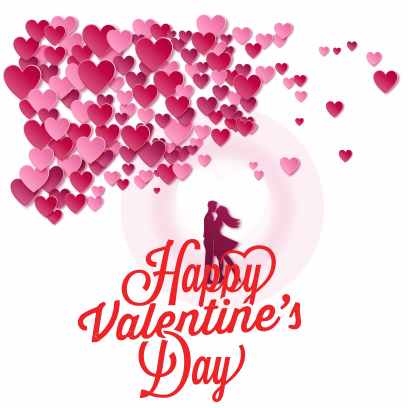 Happy Valentines Day Stickers messages sticker-5