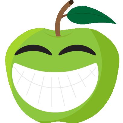 Friendly Fruits Sticker Pack messages sticker-2