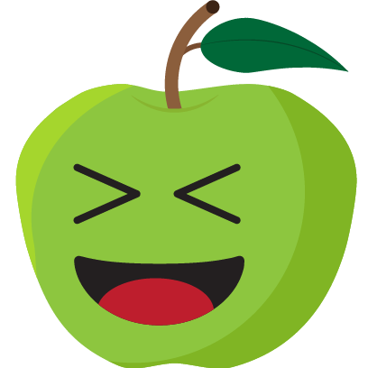 Friendly Fruits Sticker Pack messages sticker-8