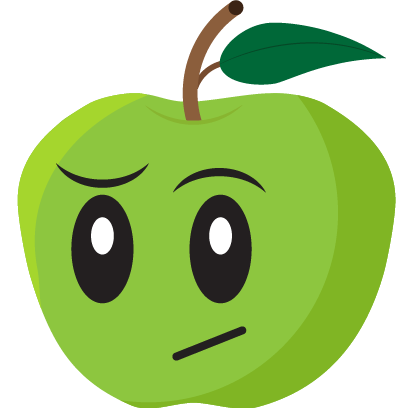 Friendly Fruits Sticker Pack messages sticker-10