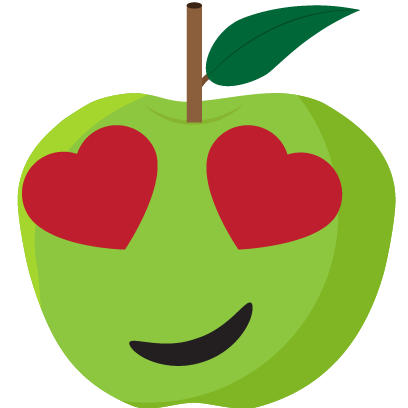 Friendly Fruits Sticker Pack messages sticker-7