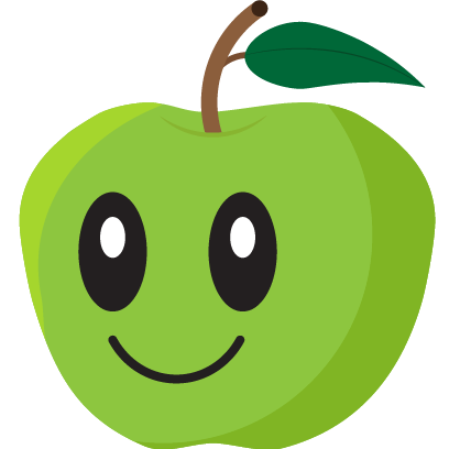 Friendly Fruits Sticker Pack messages sticker-0