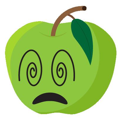 Friendly Fruits Sticker Pack messages sticker-11