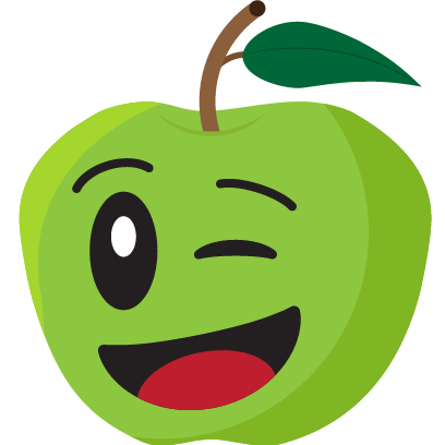 Friendly Fruits Sticker Pack messages sticker-9