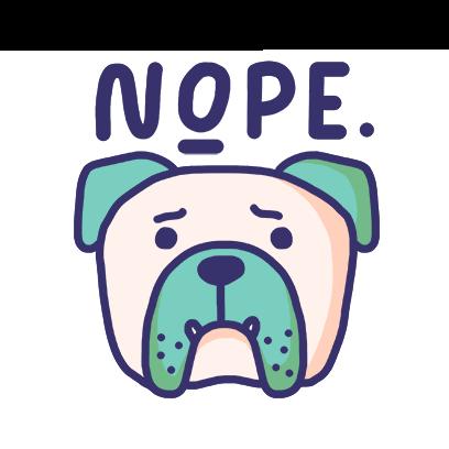 Puppr - Dog Training & Tricks messages sticker-1