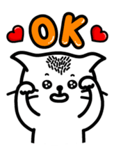 Funny Cat Sticker Pack messages sticker-4