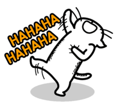 Funny Cat Sticker Pack messages sticker-11