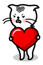 Funny Cat Sticker Pack messages sticker-1
