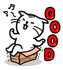 Funny Cat Sticker Pack messages sticker-5