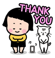 Funny Cat Sticker Pack messages sticker-0