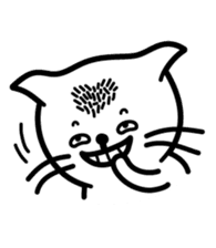 Funny Cat Sticker Pack messages sticker-10