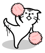 Funny Cat Sticker Pack messages sticker-8