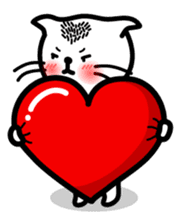 Funny Cat Sticker Pack messages sticker-2
