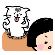Funny Cat Sticker Pack messages sticker-7