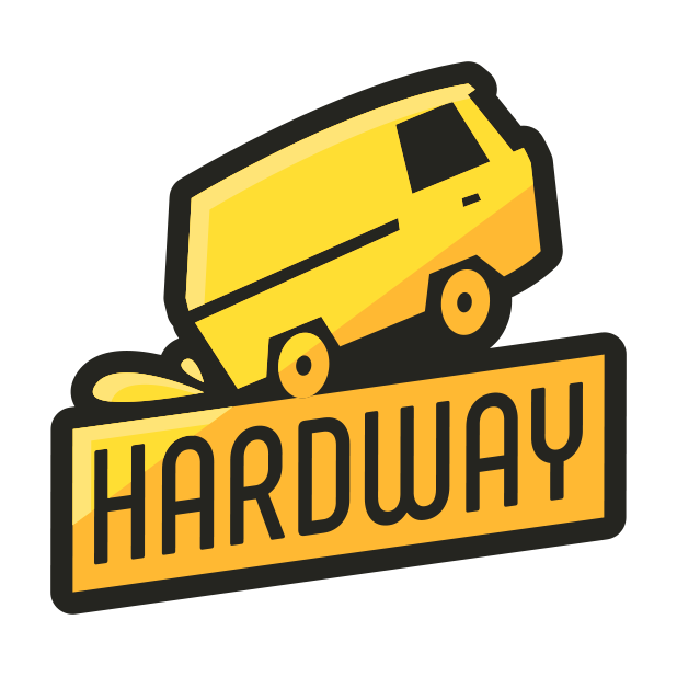 Hardway - Endless Road Builder messages sticker-1