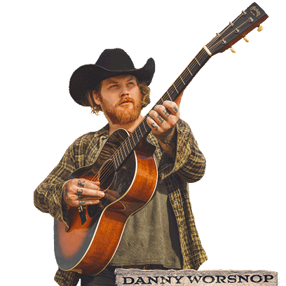 Danny Worsnop Sticker Pack messages sticker-3