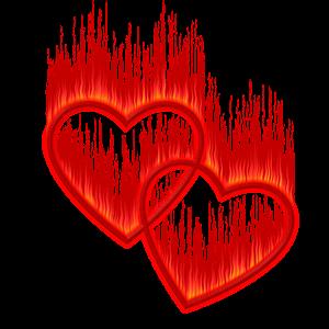 Artful Hearts: Artsy Heart Stickers messages sticker-3